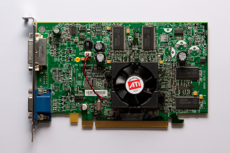 Ati Fire GL V3100