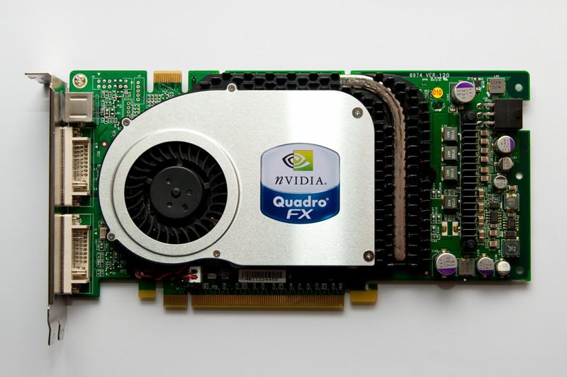nVidia Quadro FX 3400