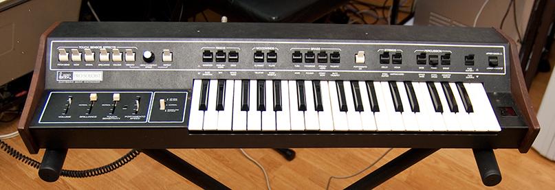 Arp Pro Soloist modèle 2701