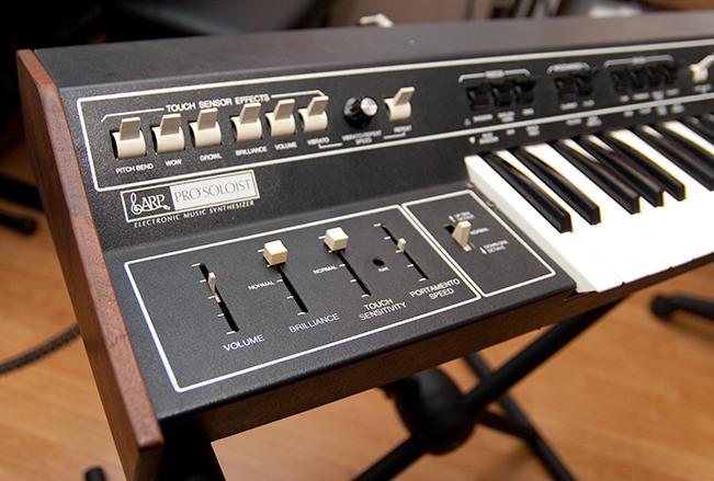 Arp Pro Soloist de 1972